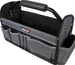 15-Inch Collapsible Ultimate Open Tool Tote, 14 Exterior Poc