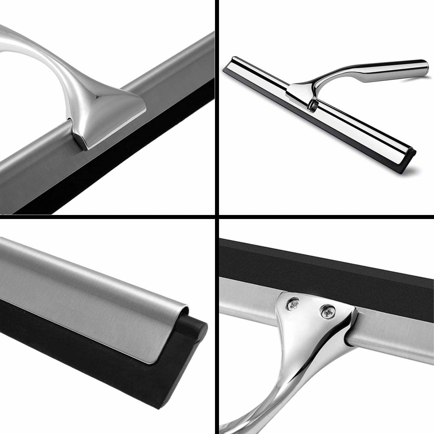 """12"""" Stainless Steel for Shower Car Glass Matching"""