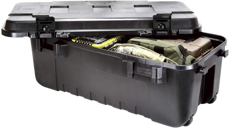 Pickup Truck Bed Storage Tool Organizer With wheels
