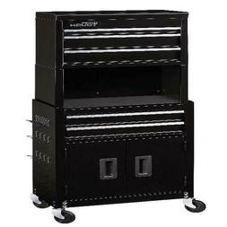 Tool Storage Chest Rolling Cabinet 5 Drawer Organizer Home G